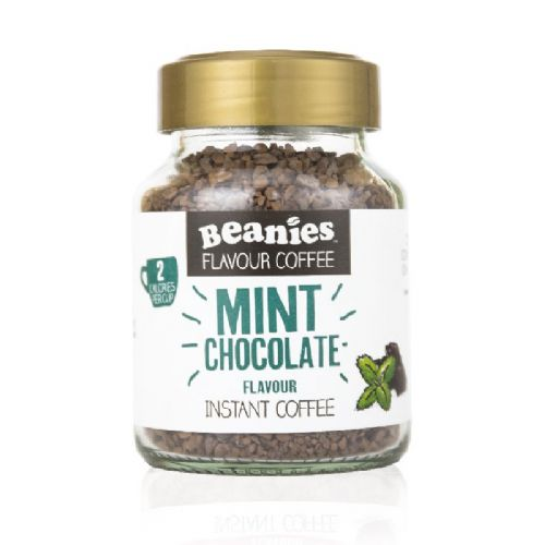 Beanies Mint Chocolate Flavour Instant Coffee 50g